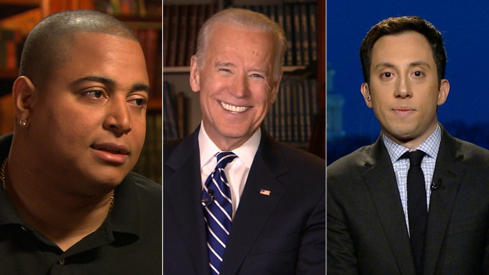 Jonathan Martin speaks out, Joe Biden's confident he could make a good president and reporter Michael Scotto responds to threats.