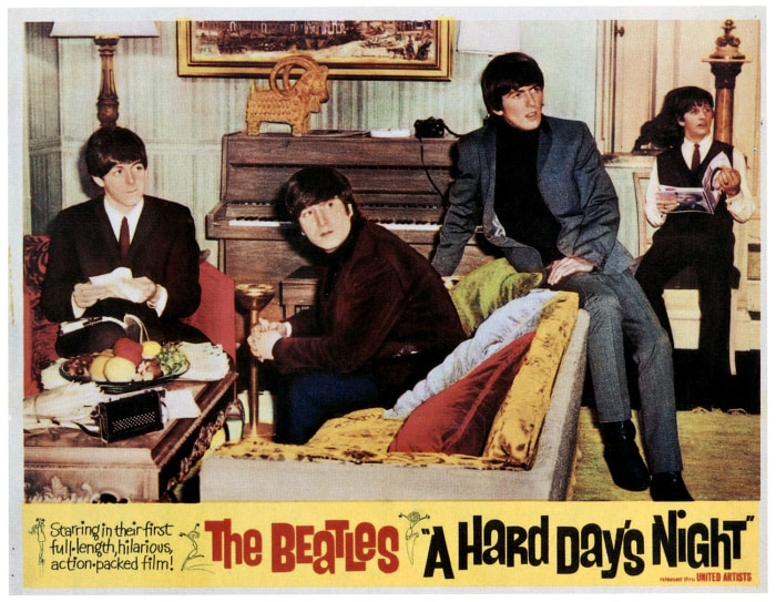 IMAGE: A Hard Day's Night