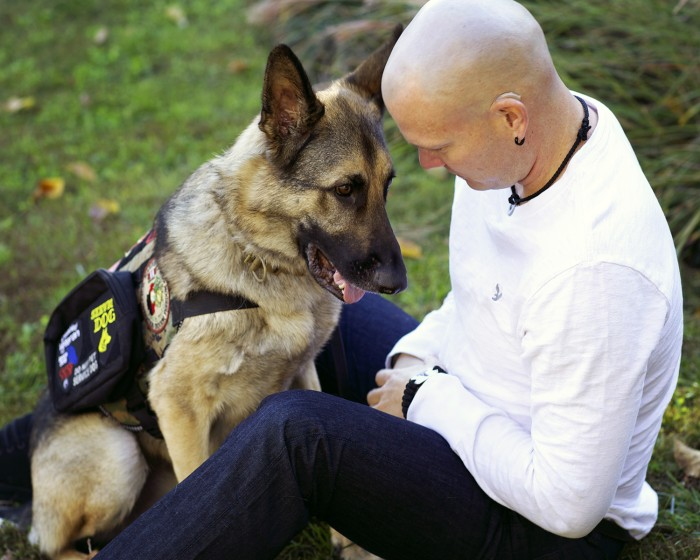Purpose Of Service Dogs