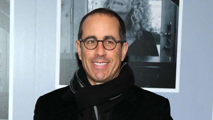 Image: Jerry Seinfeld