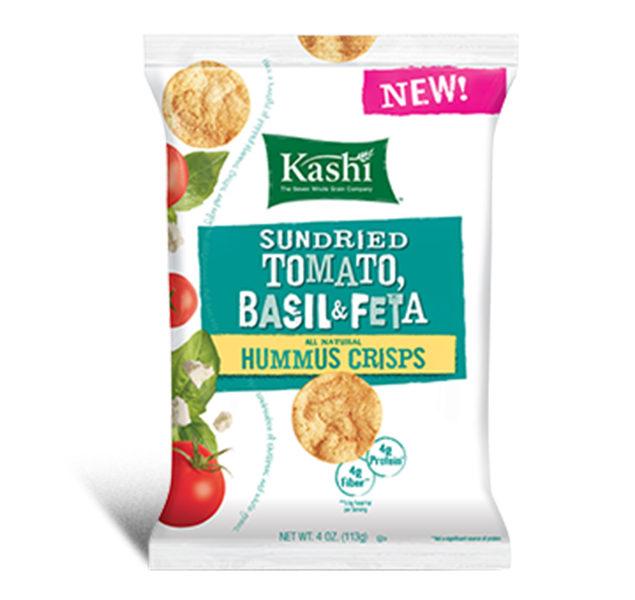 Hummus crisps