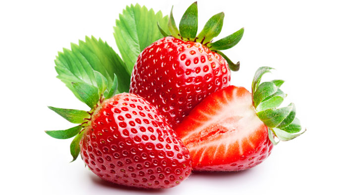 Beauty Uses for Strawberries