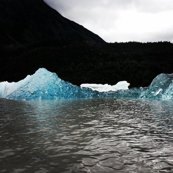 Lakes on rocks