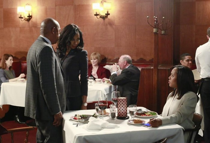 "Image: A scene from ""Scandal"""