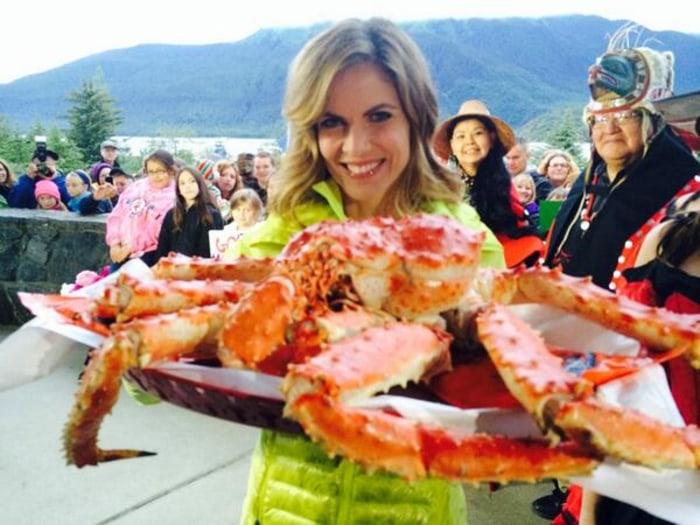 Natalie crab