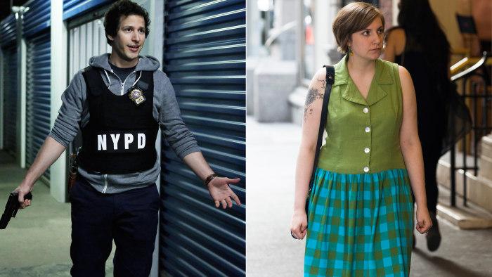 "Image: ""Brooklyn Nine-Nine"" and ""Girls"""