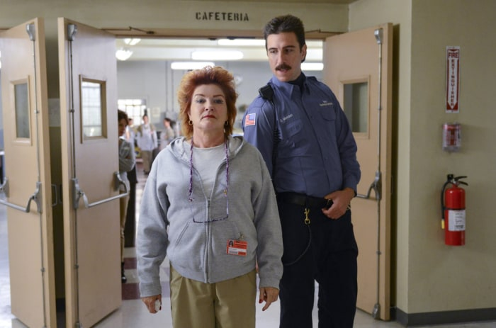 "Image: A scene from ""Orange Is the New Black"""