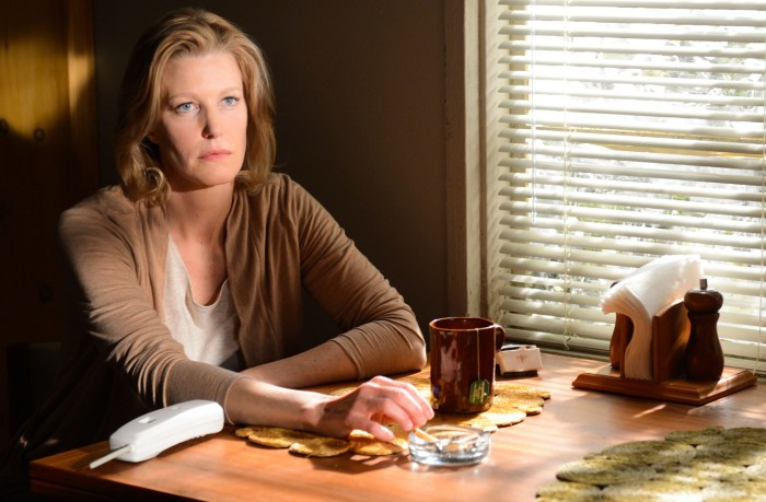 "Image: Anna Gunn as Skyler White on ""Breaking Bad"""