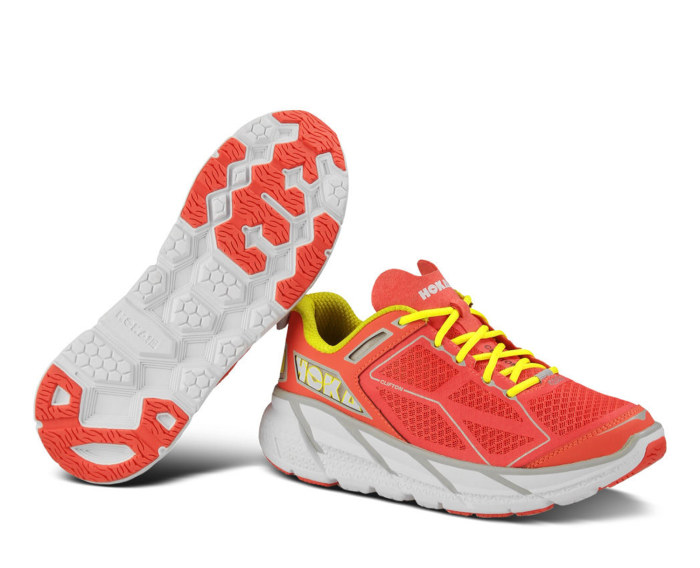 Hoka One One Clifton running shoe, $170