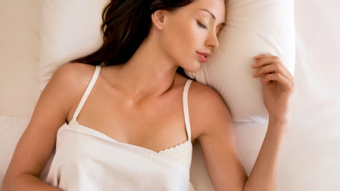 sleep; relaxation; rest; beauty; beauty sleep; clear skin; skincare; smooth skin; dreaming; woman sleeping; msnbc stock photography