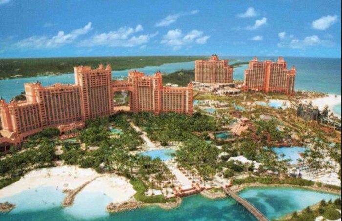 Atlantis Paradise Island!!