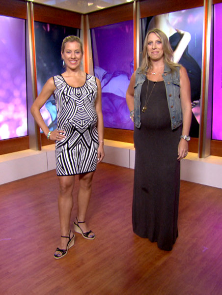 Maternity Clothes Get Stylish Four Fashionable Looks