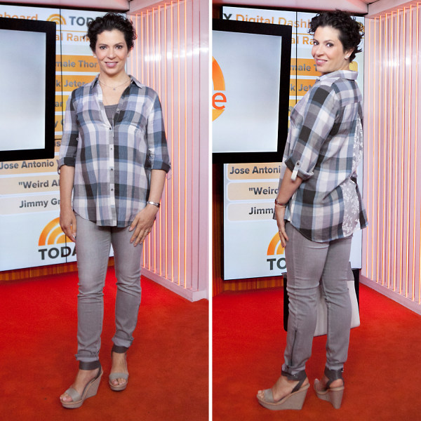 TODAY Show: TODAY Show Producers show off their adorable maternity fashion in Studio 1A on July 16, 2014.