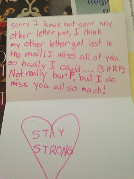 Kids Letters From Camp Are Hilarious Heartbreaking