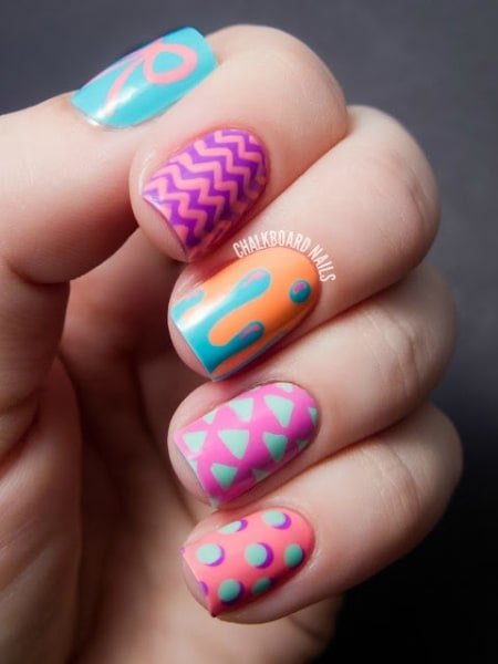 Diy summer nail art best nails art ideas prinsesfo Image collections