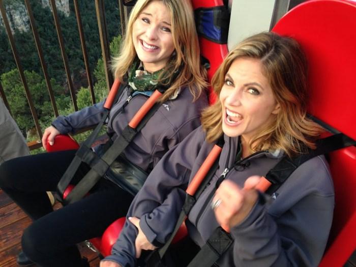 Jenna and Natalie