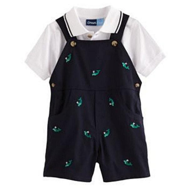 Prince George overalls