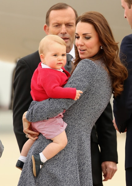 Prince George style