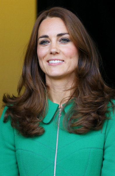 HARROGATE, UNITED KINGDOM - JULY 05: (EMBARGOED FOR PUBLICATION IN UK NEWSPAPERS UNTIL 48 HOURS AFTER CREATE DATE AND TIME) Catherine, Duchess of Camb...