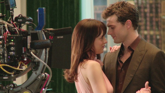 Image: Jamie Dornan, Dakota Johnson