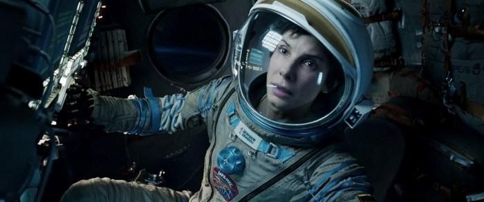 """Image: Sandra Bullock in """"Gravity"""""""