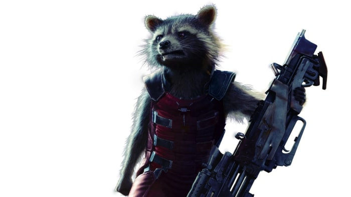 IMAGE: Rocket Raccoon