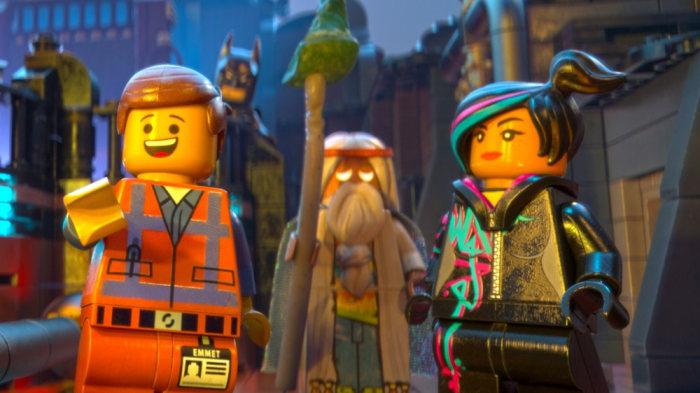 """Image: """"The Lego Movie"""""""