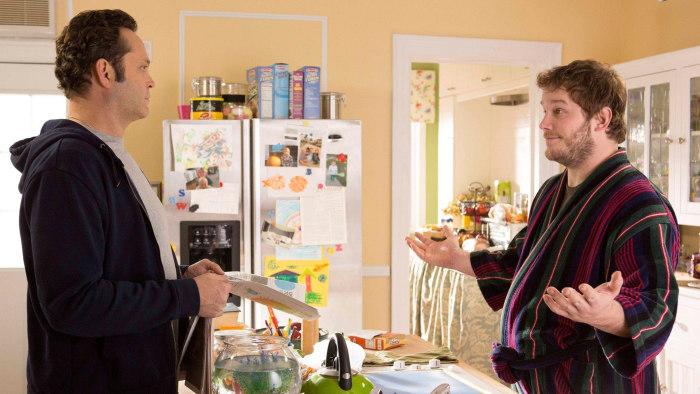 Image: Vince Vaughn, Chris Pratt
