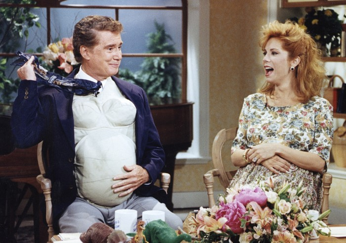 Regis and Kathie Lee