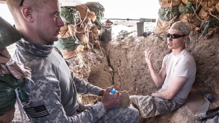Josh Korder served with Bowe Bergdahl in Afghanistan