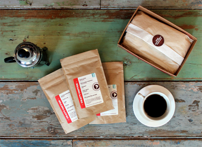 Craft Coffee gift for Father's Day