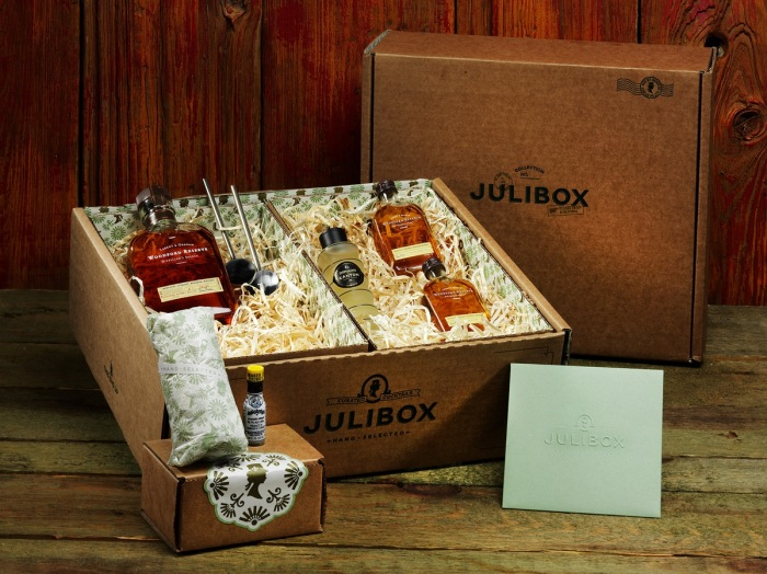 Julibox mixology membership for Father's Day