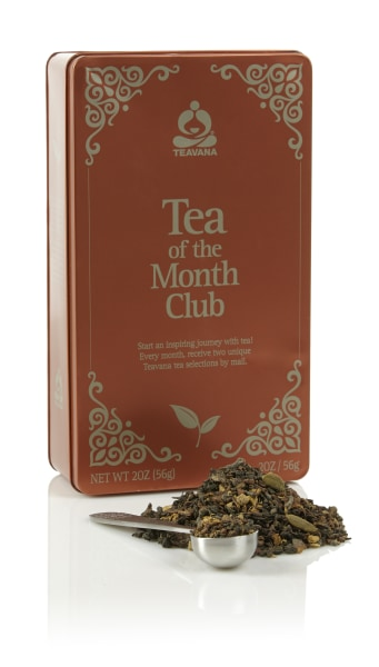 Teavana membership for Father's Day