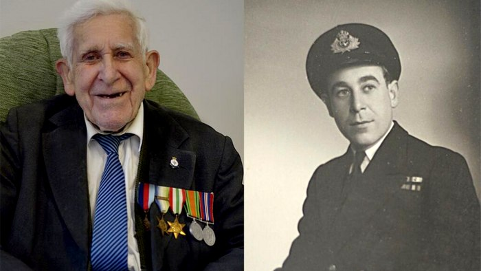 Bernard Jordan, 89, a British World War II veteran, was reported missing from his nursing home on Thursday night and turned up at the 70th anniversary of D-Day in Normandy, France, on Friday.