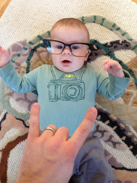Hipster-in-training