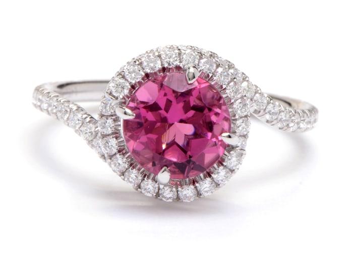 Danhov 'Abbracio' ring