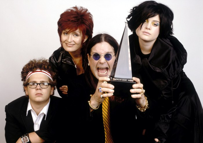 IMAGE: The Osbournes