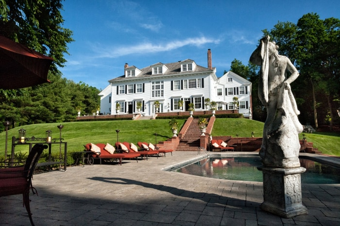 "The ""Money Pit"" mansion sits on 5.5 acres on the ""Gold Coast"" of Long Island."