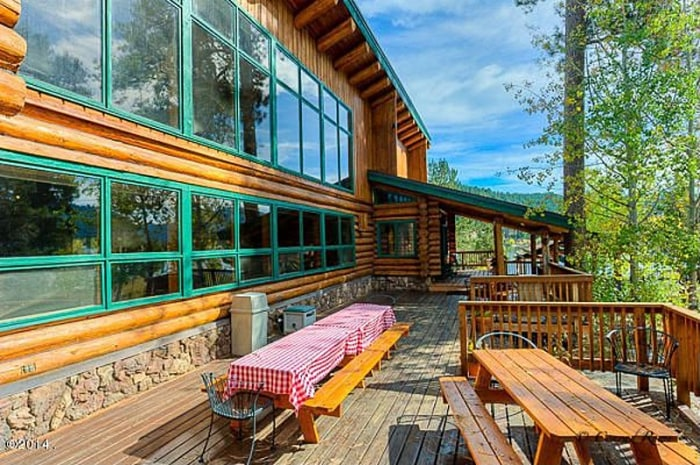 The University of Montana has operated this retreat on Salmon Lake. Now it's for sale for $6.49 million.