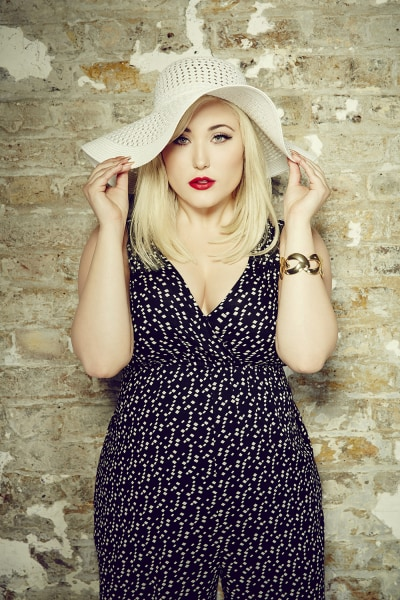 Hayley Hasselhoff I Ve Been A Plus Size Model Since I