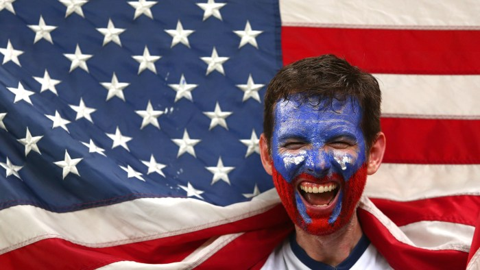 You successfully watched the game, didn't get in any trouble with the boss, and the U.S. beat Germany. Yessssss.