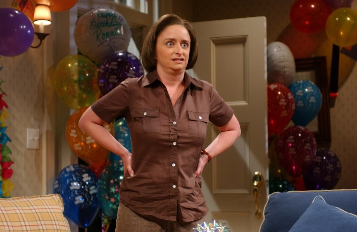 """SATURDAY NIGHT LIVE -- Episode 1 -- Aired 10/02/2004 -- Pictured: Rachel Dratch as Debbie Downer during """"Debbie Downer"""" skit -- Photo by: Dana Edelson..."""