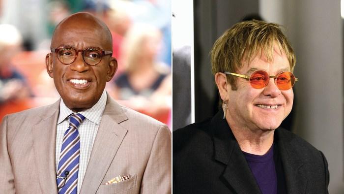 Al Roker/Elton John