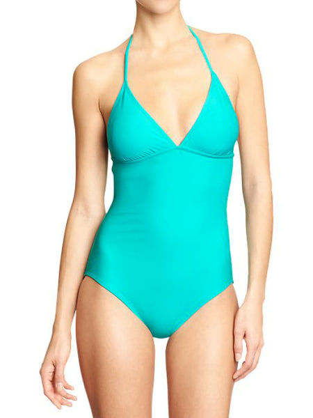33 Bangin' Swimsuits For Girls With Big Boobs. Because you deserve a suit that actually fits. Be Pacific One-Piece Swimsuit in Deco. europegamexma.gq