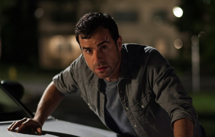 """Justin Theroux on """"The Leftovers"""""""
