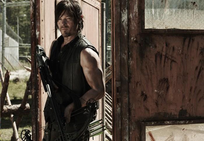 """Image: Daryl on """"Walking Dead"""""""
