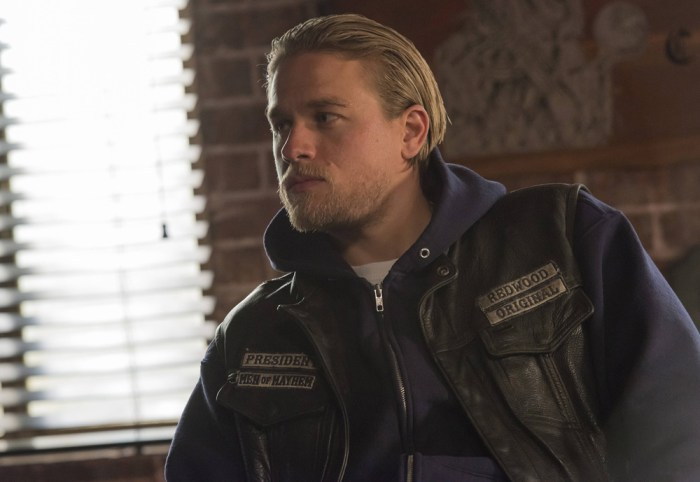 """Image: Jax on """"Sons of Anarchy"""""""