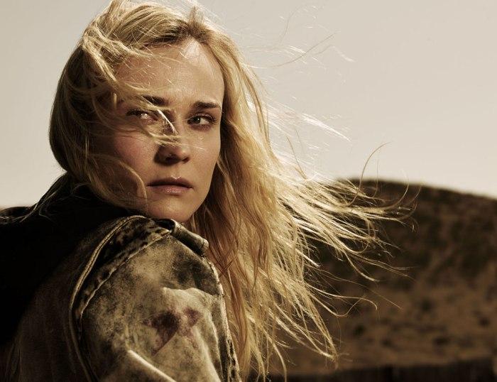 "Image: Diane Kruger, ""The Bridge"""