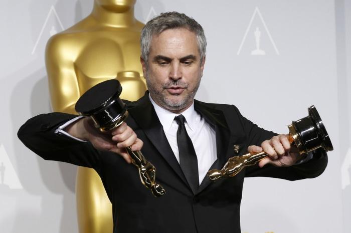 Image: Alfonso Cuaron