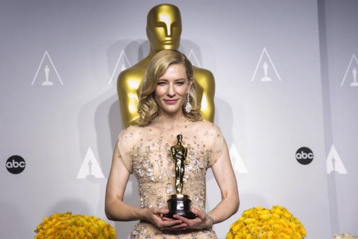 Image: Cate Blanchett